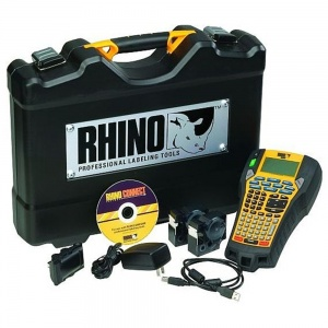 Dymo Rhino 6000 Professional Label Printer Kit Case - DISCONTINUED