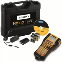 Dymo Rhino 5200 Professional Label Printer Kit Case